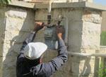 بهره برداری از پروژه گازرسانی به روستاهای ابوالفارس رامهرمز