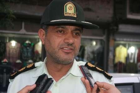شرور مسلح در درگیری با پلیس به هلاکت رسید