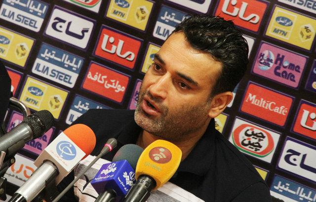 نظرمحمدی: برای پیروزی به مصاف فولاد میرویم