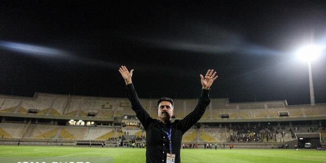 پورموسوی: این پیروزی را به بازیکنانم تقدیم میکنم