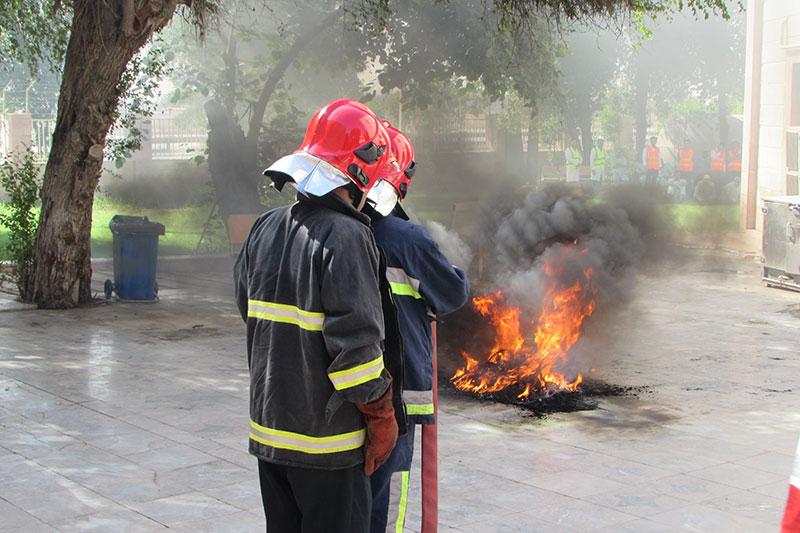 تجهیزات ایمنی خوزستان مطابق با استانداردهای کشور نیست