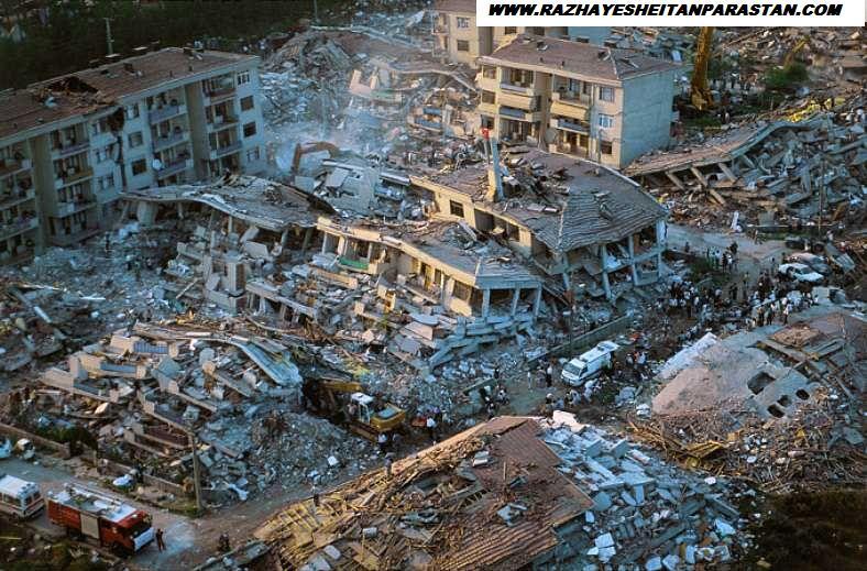 زلزله بیاید ساختمانهای خوزستان تخریب میشوند