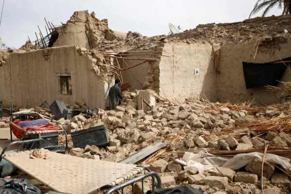 خط زلزله خوزستان مشخص شد