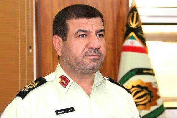کشف ۱۱۳ قبضه سلاح در عملیات پلیس خوزستان