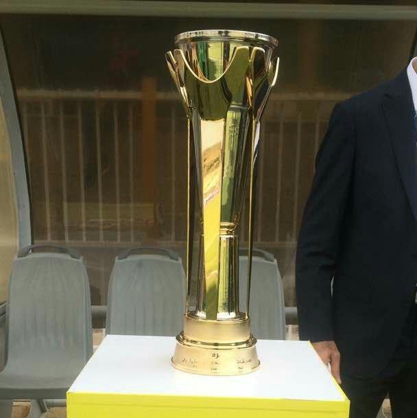 جام قهرمانی لیگ یک به نفت مسجدسلیمان اهدا شد