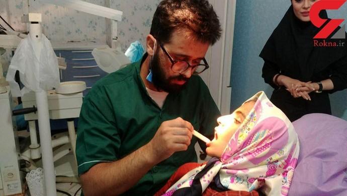 دختر شکنجه شده ماهشهری، اسیر دستان پزشک ناوارد و مجری مشهور تلویزیونی!