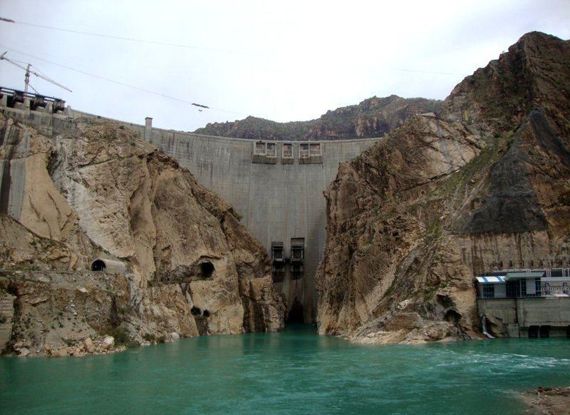 ۹ میلیارد متر مکعب از حجم سدهای خوزستان خالی است!
