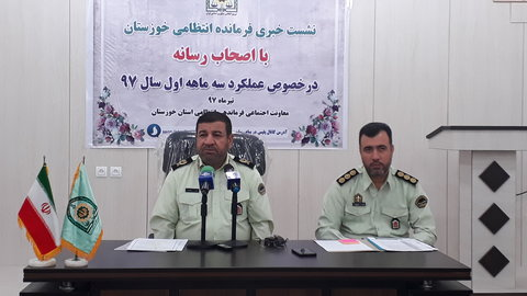 خوزستان، دارای رتبه نخست کشور در کاهش تصادفات