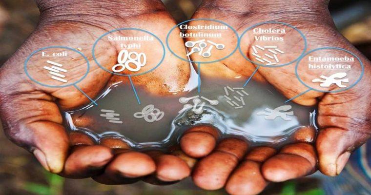 پیشبینی طغیان بیماریهای منتقله از آب در خوزستان