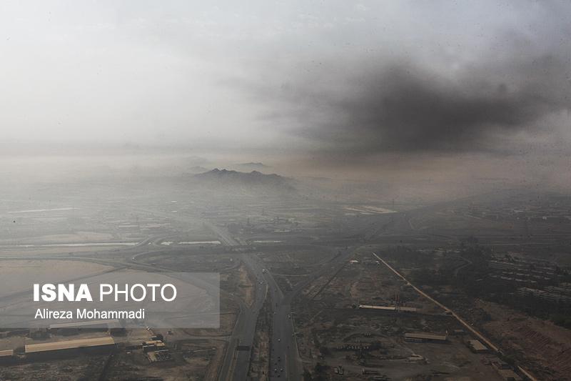 بروز و تشدید بیماریهای تنفسی در خوزستان با ادامه انتشار دود آتشسوزی هورالعظیم