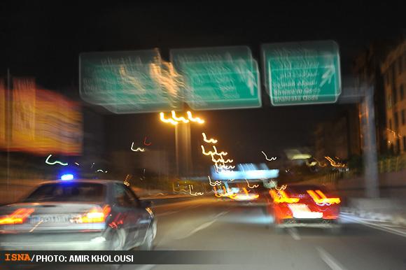 جولان سرعت غیرمجاز در جادههای خوزستان در شرایط کمبود دوربینهای کنترل