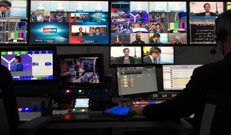 در شبکه «ایران اینترنشنال» چه میگذرد؟