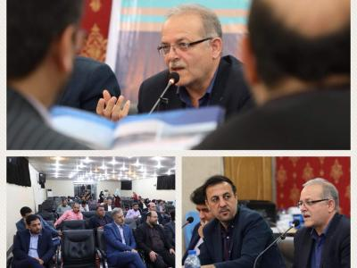 فردوس کریمی: تصفیه خانه بزرگ فاضلاب شرق اهواز افتتاح می شود
