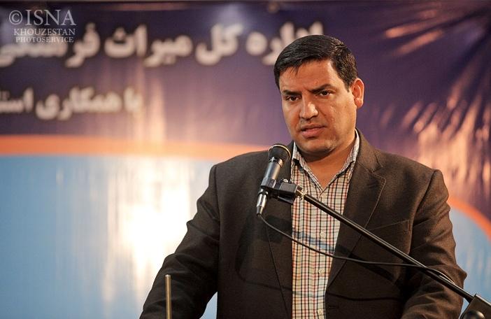 تقدیر استاندار از مدیرکل ورزش و جوانان خوزستان