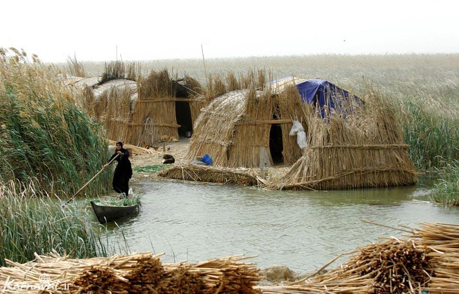 وضعیت آبگیری تالاب هورالعظیم کمنظیر است