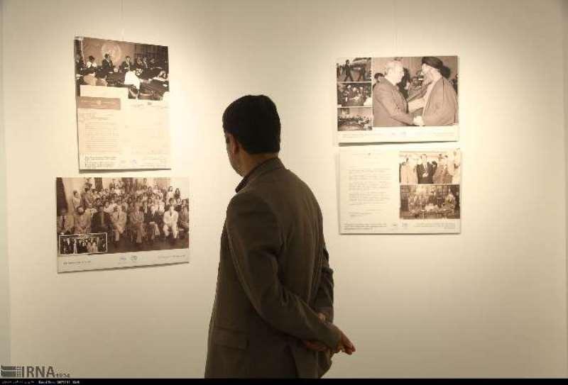 نمایشگاه عکس سازمان ملل و ایران در دزفول برپا می شود