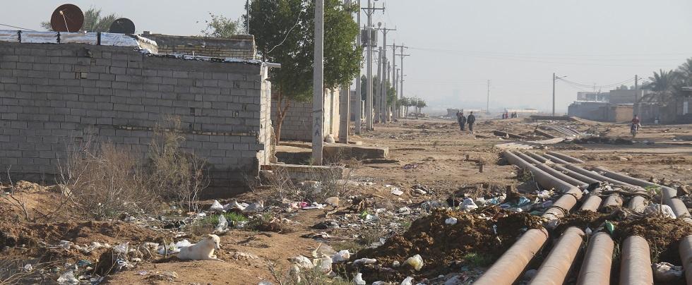 بررسی علل توسعه نیافتگی استان خوزستان