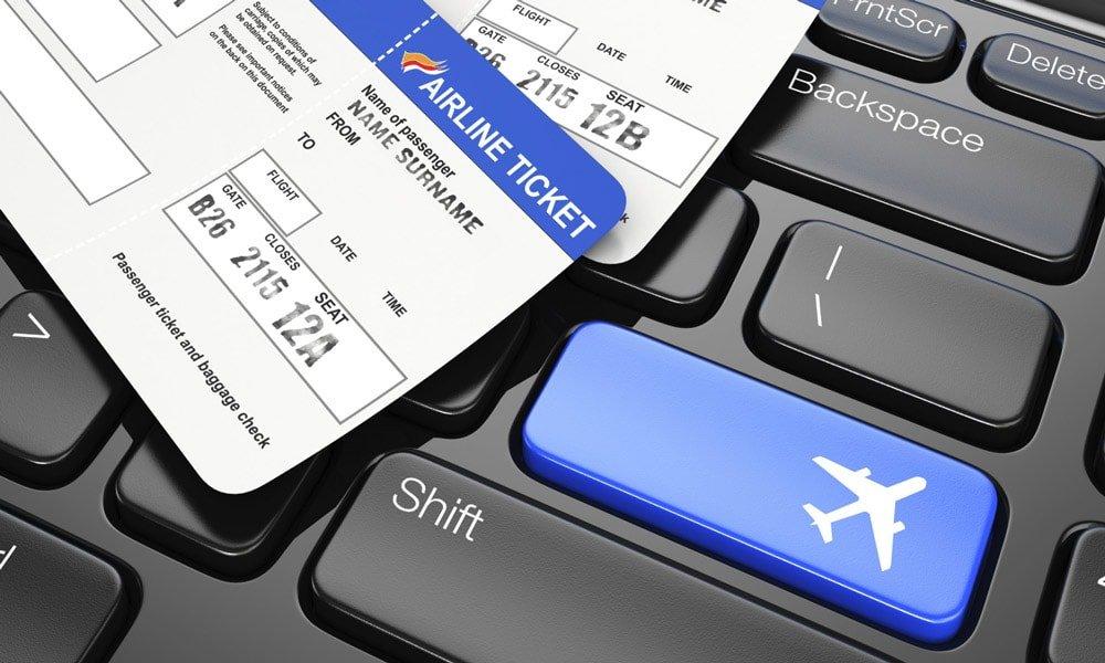 کاهش ۱۳ درصدی سفرهای هوایی