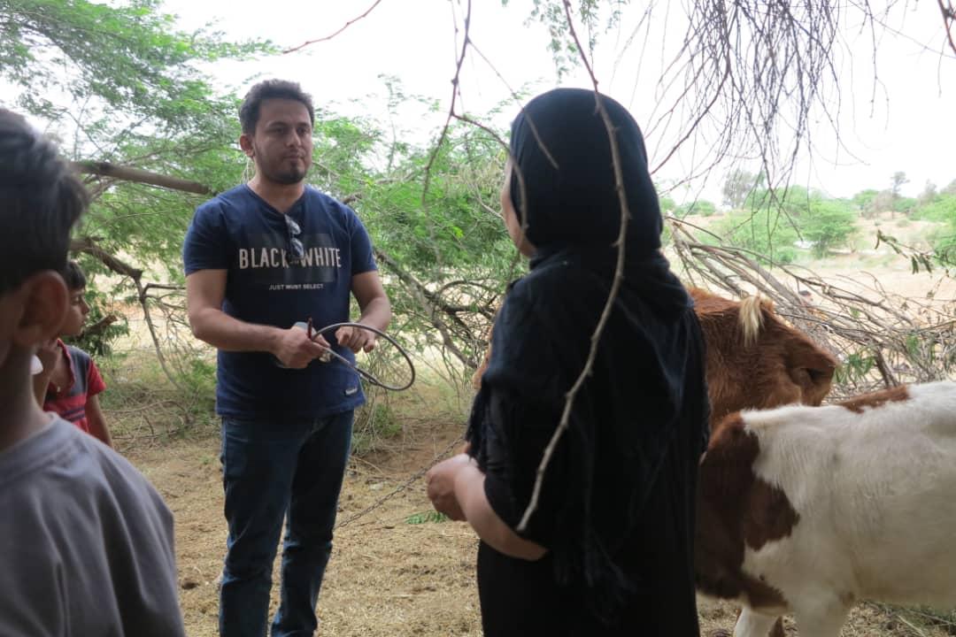 روایت یک دامپزشک از وضعیت مناطق سیل زده در خوزستان