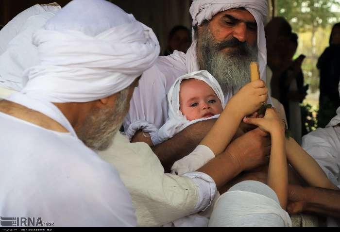 آئین «دخرانی» صابئین مندایی برگزار شد