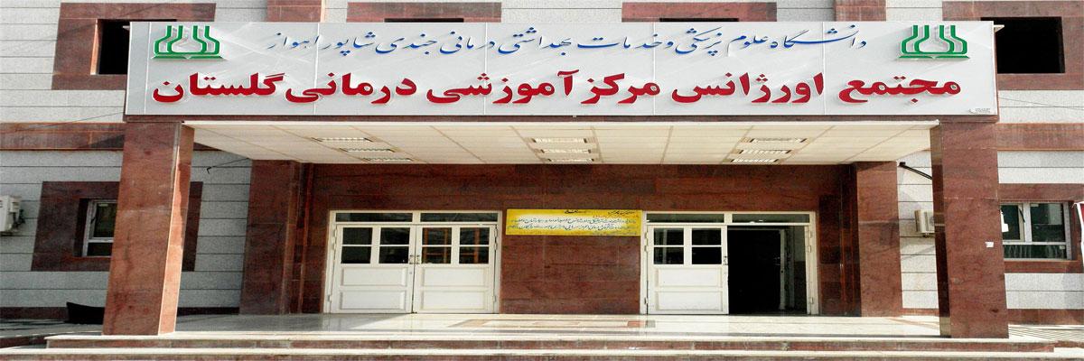 به زودی ۴ پروژه درمانی بینظیر در بیمارستان گلستان اهواز به بهره برداری می رسد