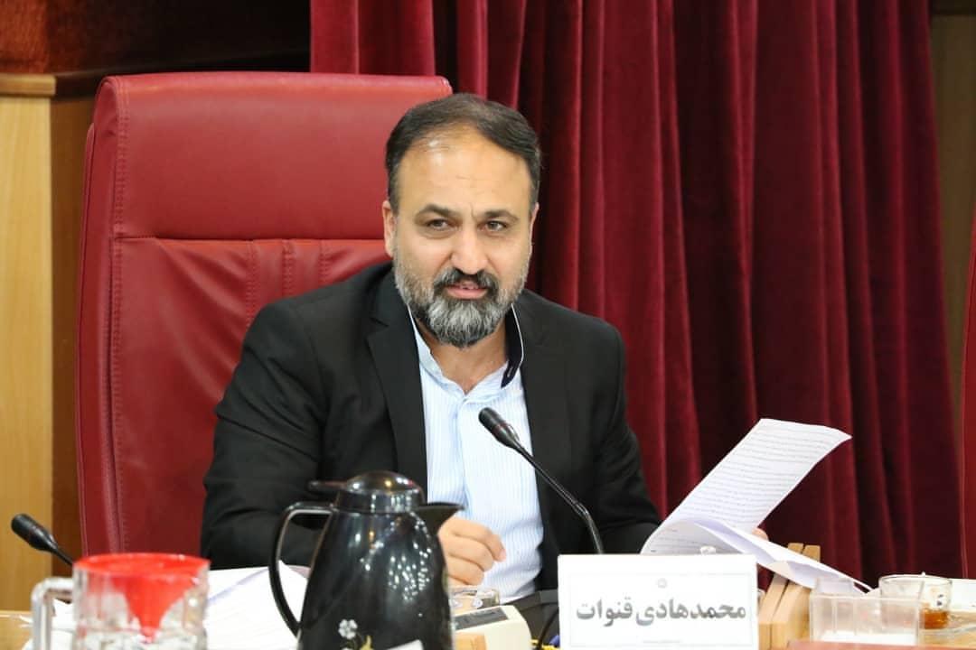 استعفای عضو شورای شهر اهواز