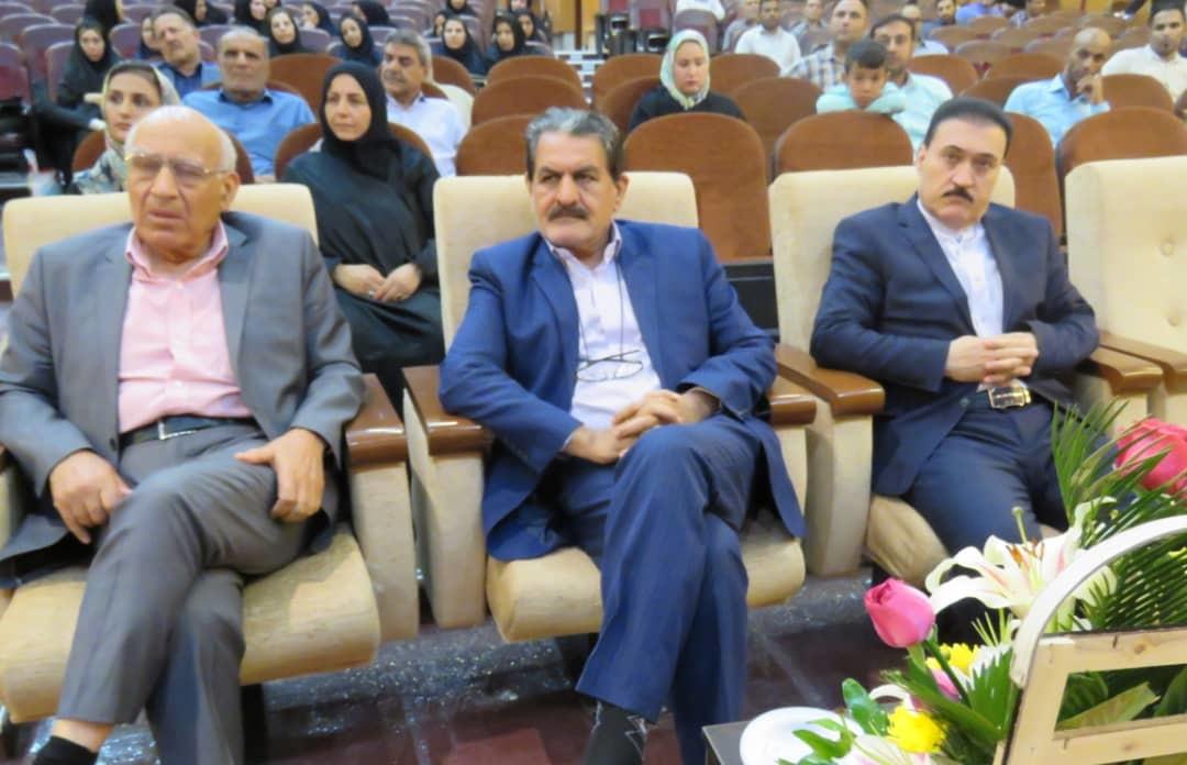 شرحی از تلاش های مدیران بیمارستان شهید بقایی ۲ اهواز