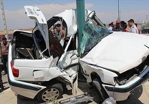 خوزستان در رتبه سوم تصادفات کشور قرار دارد