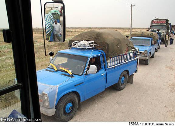 سیلاب، صادرات مرز چذابه را ۶۰ درصد کاهش داد