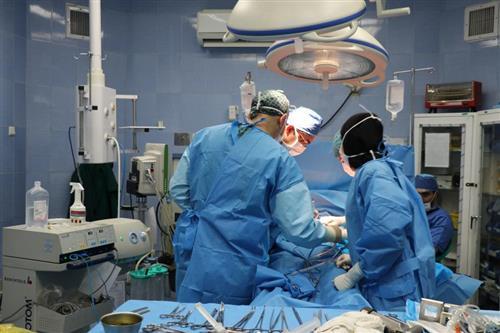 پنجمین عمل اهداء عضو در بیمارستان گلستان اهواز انجام شد