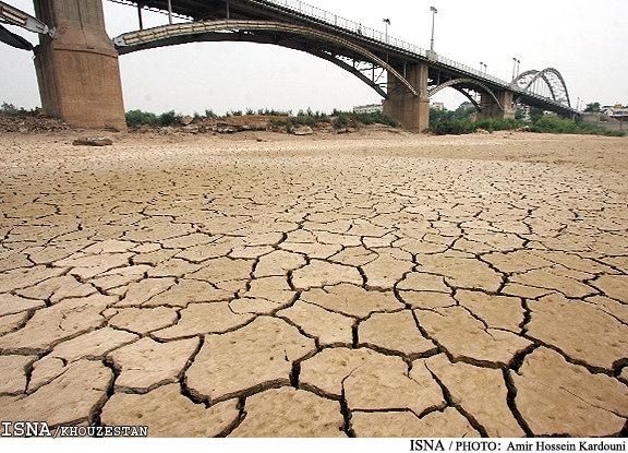 پیشبینی خشکسالی برای خوزستان در دیماه