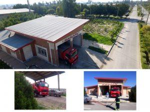 استقرار ۱۲ ایستگاه آتش نشانی در شهرک های صنعتی خوزستان