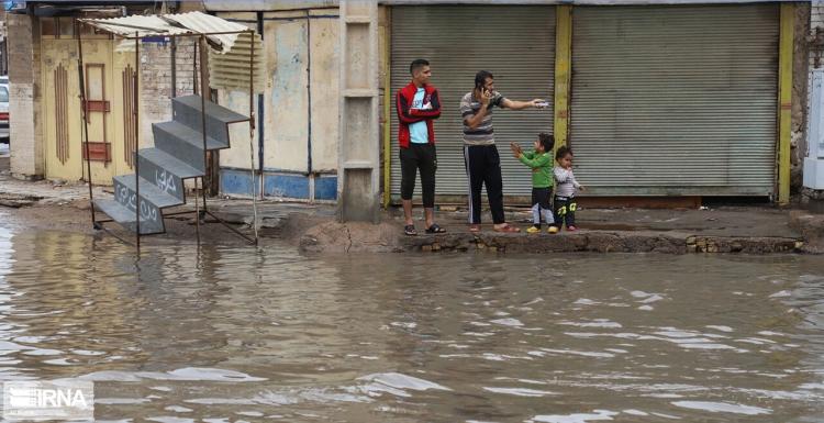 مسئولان مشکلات ناشی از بارندگی را به گردن یکدیگر نیاندازند