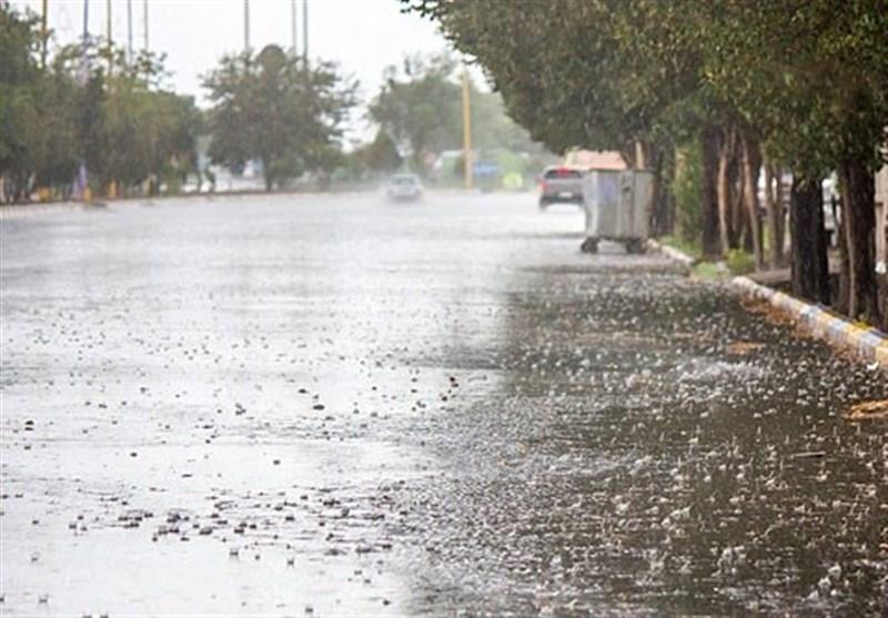 اخطاریه آنی مدیریت بحران خوزستان در پی تقویت سامانه بارشی