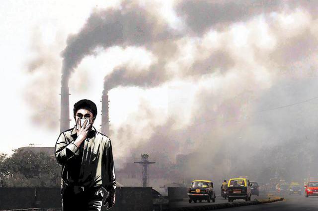 تیشه ای که آلودگی به سلامتی انسان می زند