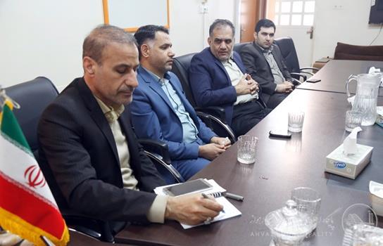جلسه شورای فرهنگی شهرداری اهواز برگزار شد