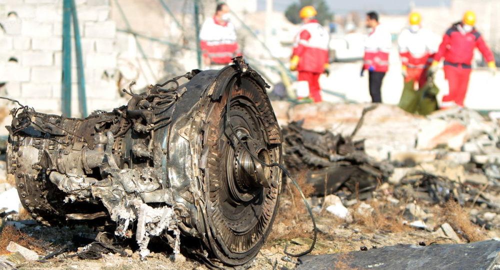 عامل سقوط هواپیمای مسافربری اوکراینی،مشخص شد