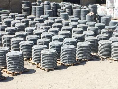 بهمنظور کاهش آمار سرقت؛ ۸۰۰ درپوش کامپوزیتی فاضلاب در شهر اهواز نصب میشود
