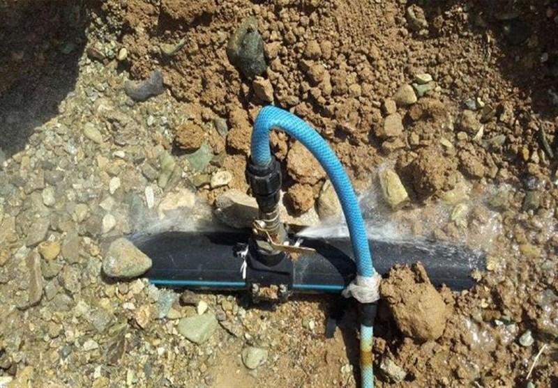 ۶ هزار انشعاب غیرمجاز آب در ملاشیه اهواز!