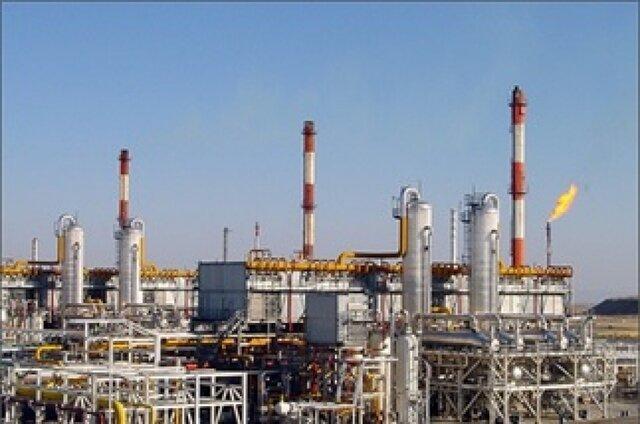 اشتغال بیش از ۱۱۰۰ نفر در پالایشگاه گاز بید بلند خوزستان