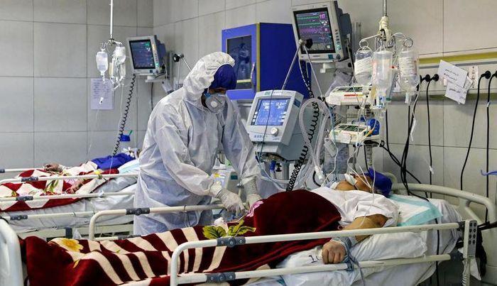 ۲۵ درصد فوتیهای کرونایی خوزستان کمتر از یک روز در بیمارستان هستند
