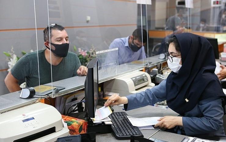 فعالیت ادارات خوزستان با یک سوم ظرفیت در شهرهای قرمز و نارنجی