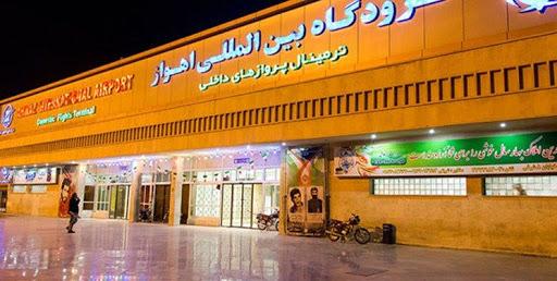 از ورود غیرمسافر به فرودگاه شهید قاسم سلیمانی اهواز جلوگیری می شود