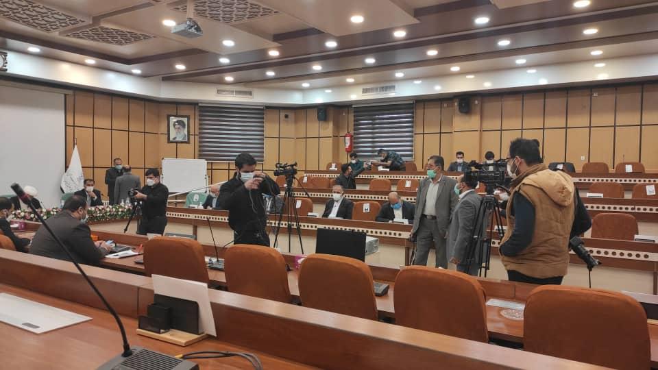 نشست مشترک نمایندگان خوزستان و چهارمحال و بختیاری برگزار شد