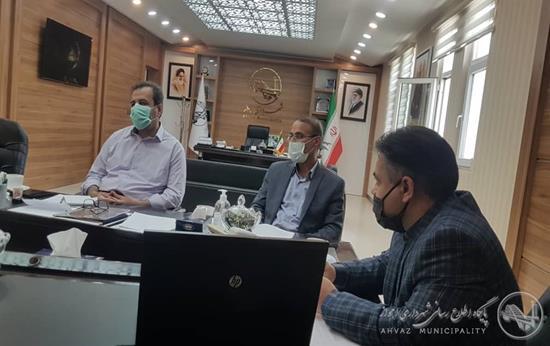 شهردار اهواز سه اولویت مهم سرمایه گذاری و مشارکت های مردمی را ابلاغ کرد