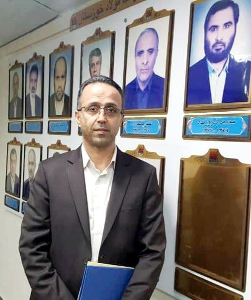 آیا مدیرعامل فولاد خوزستان را شبانه برکنار کردند؟