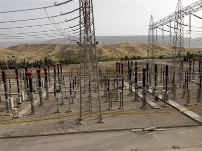 شرکت برق منطقه ای خوزستان برق پتروشیمی گچساران را تامین میکند