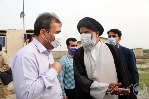 شهردار منتخب اهواز در بازدید از ملاشیه: انتظار داریم صنایع سهم خود را در توسعه شهر ایفا کنند