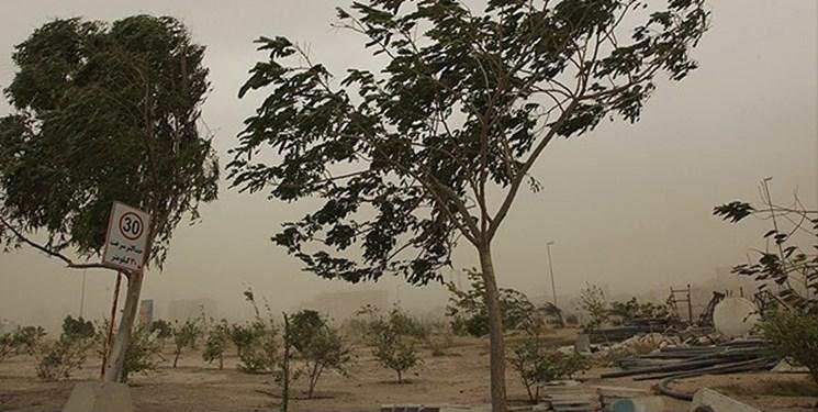 گرد و خاک دوباره مهمان خوزستان میشود
