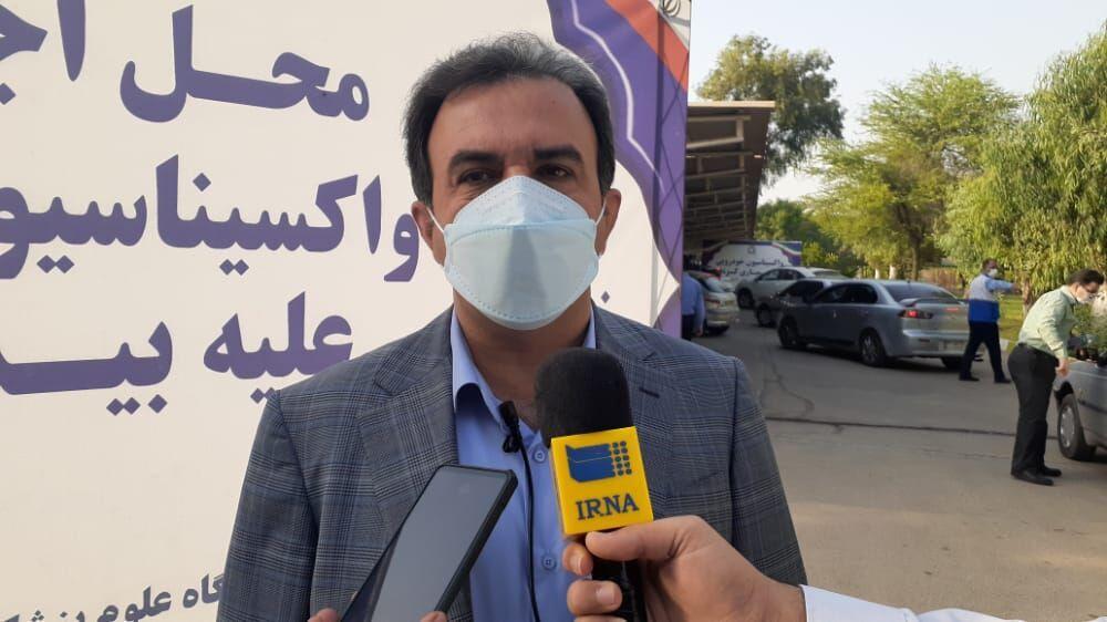 مورد جدیدی از کرونای هندی در خوزستان گزارش نشده است